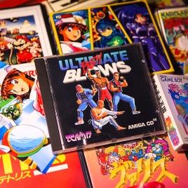 Ultimate Body Blows - Amiga CD32