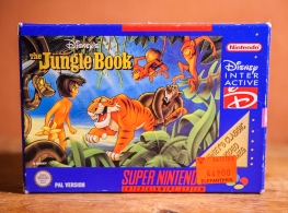 Disney's the Jungle Book - SNES