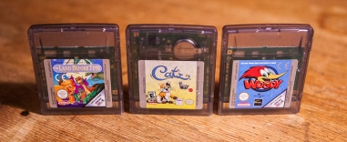 Game Boy Color Games