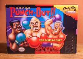 Super Punch Out - SNES