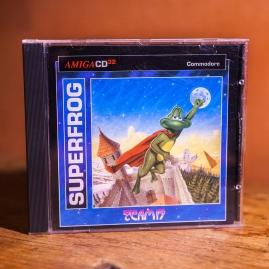 Superfrog - Amiga CD32
