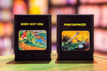 Bobby Geht Heim & Phantompanzer - Atari 2600