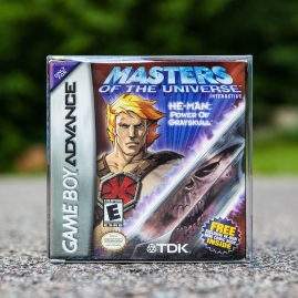 Masters of the Universe He-Man Power of Grayskull - GBA