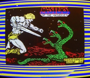 Masters of the Universe The Arcade Game screenshot