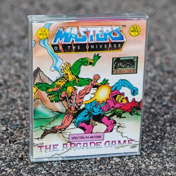 Masters of the Universe The Arcade Game - ZX Spectrum