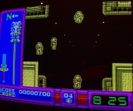 Masters of the Universe the Movie ZX Spectrum