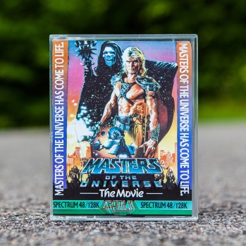 Masters of the Universe the Movie - ZX Spectrum