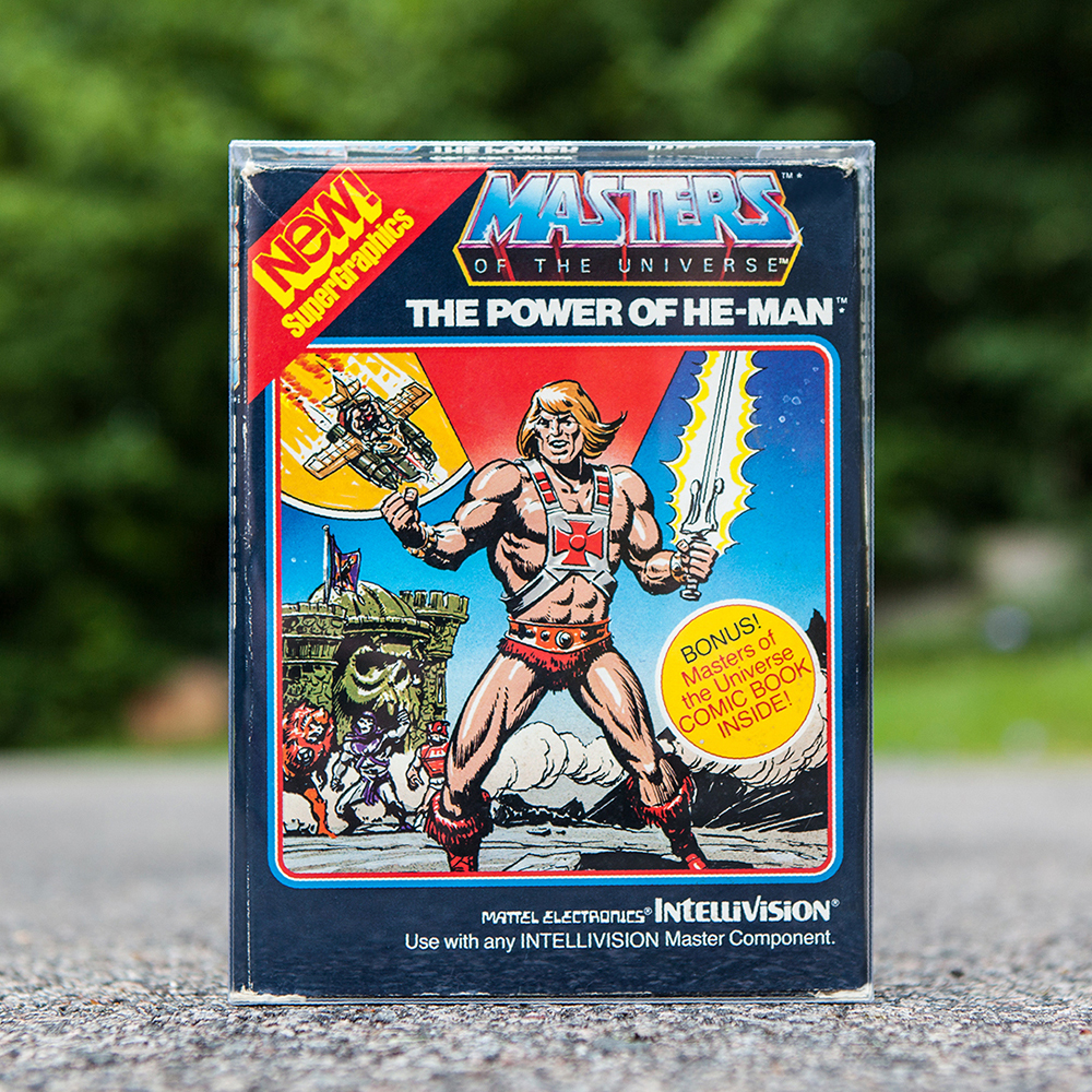Masters of the Universe The Power of He-Man - Intellivision