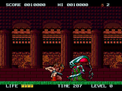 Rastan Saga II First boss