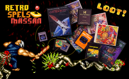 RSM loot – Gleylancer and other Mega Drive beauties :)