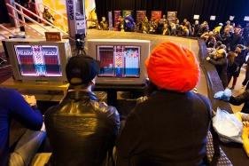 Tetris championship at RSM