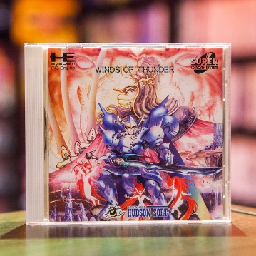 Winds of Thunder - PC Engine