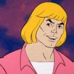 prince adam - he-man