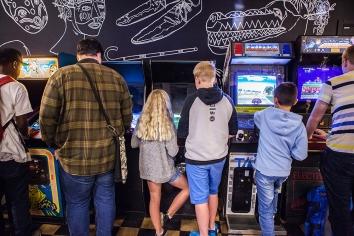 Arcade gaming - RSF