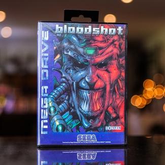 Bloodshot - Sega Mega Drive