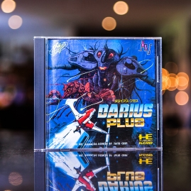 Darius Plus - PC Engine