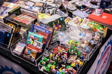 Games and merch - RSF