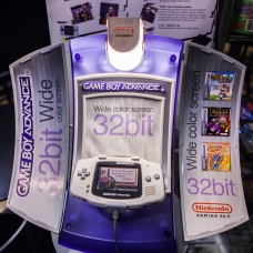 GBA demo stand - RSF