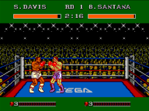 Heavyweight Champ - Sega Master System