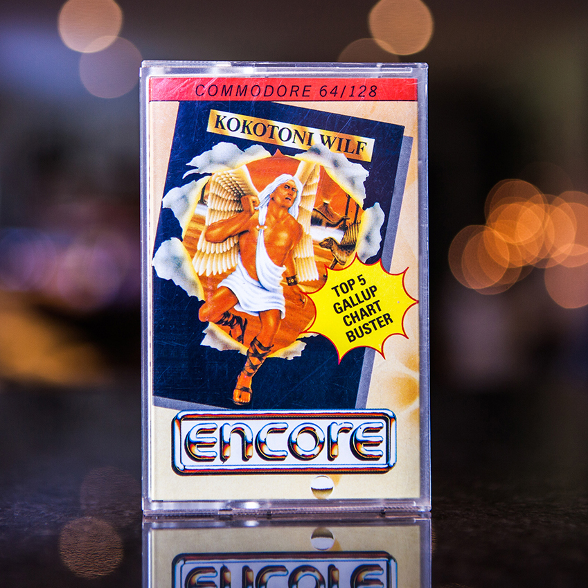 Kokotoni Wilf - C64