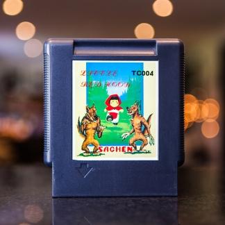 Little Red Hood - NES Sachen