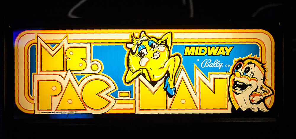 Ms pacman - RSF