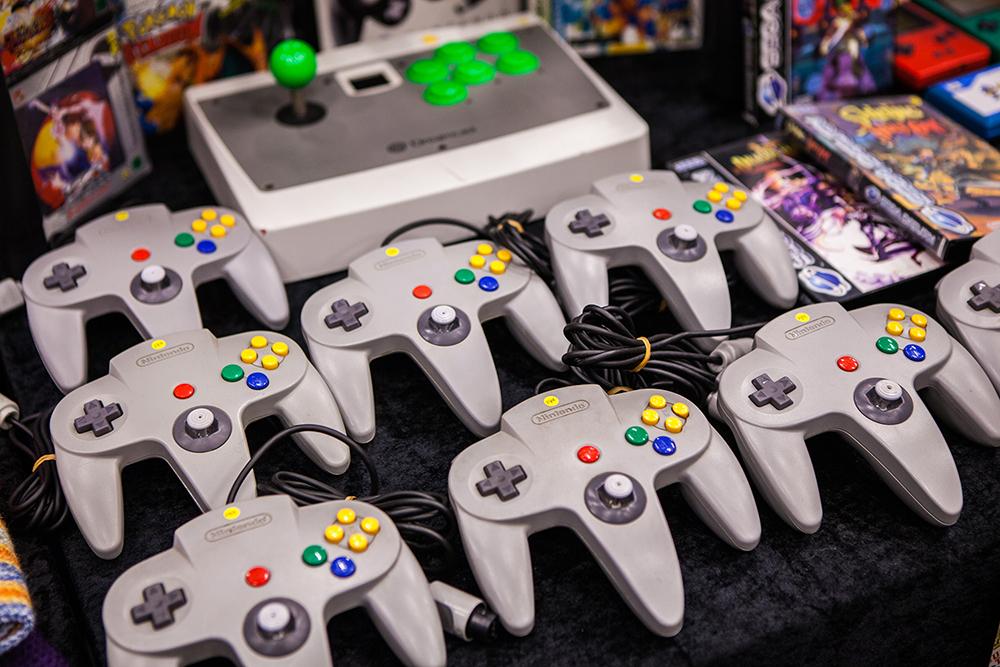 N64 controllers - RSF