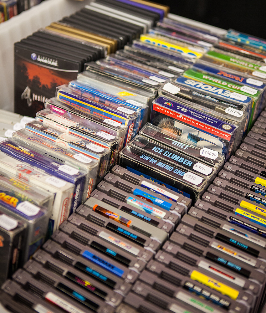NES games - RSF