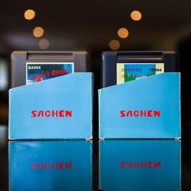 NES Sachen games