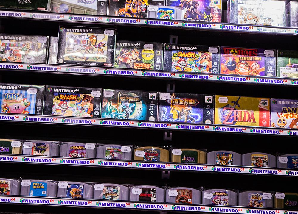 Nintendo64 - RSF
