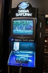 Sega Saturn demo stand - RSF