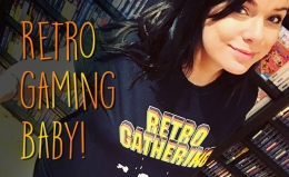 Retro Gaming Baby!