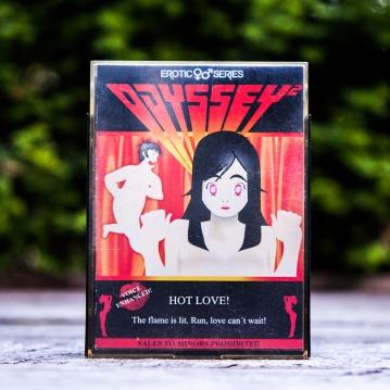 Erotic Series Magnavox Odyssey 2 Hot Love!