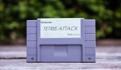 Tetris Attack Prototype SNS-AYLE