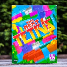 The Next Tetris PC CD-ROM Atari